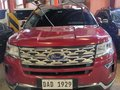 HOT!! Red 2018 Ford Explorer for sale in good condition-0