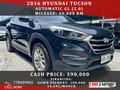 Black Hyundai Tucson 2016 for sale in Las Pinas-9