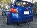 Blue Subaru WRX 2015 for sale in Cebu-7
