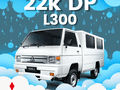 Hot deal! Get this 2021 Mitsubishi L300 Cab and Chassis 2.2 MT with only 18,984-0