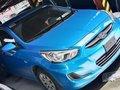 Blue Hyundai Accent 2019 for sale in Quezon City-9