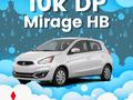 Drive home this Brand new Mitsubishi Mirage  GLX 1.2 MT-0