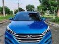 Sell Blue 2017 Hyundai Tucson in Pasig-1