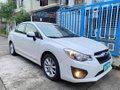 Pearl White Subaru Impreza 2013 for sale in Quezon City-0