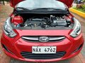 Red Hyundai Accent 2018 for sale in Marikina-1
