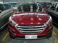 Red Hyundai Tucson 2016 for sale in Automatic-4
