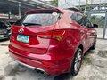 Selling Red Hyundai Santa Fe 2013 in Las Piñas-5