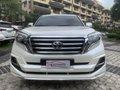 2018 Toyota Prado Landcruiser Dubai Version Diesel engine low mileage-0
