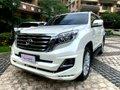 2018 Toyota Prado Landcruiser Dubai Version Diesel engine low mileage-1