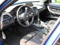 Blue BMW 320D 2014 for sale in Pasig-3