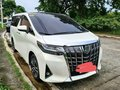 Pearl White Toyota Alphard 2020 for sale in Automatic-7