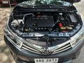 Grey Toyota Corolla Altis 2014 for sale in Automatic-3