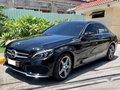 Sell Black 2017 Mercedes-Benz C200 in Cebu City-7