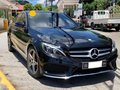 Sell Black 2017 Mercedes-Benz C200 in Cebu City-8