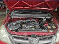 Red Toyota Innova 2005 for sale in Manual-0