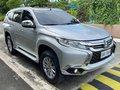 Sell Silver 2019 Mitsubishi Montero Sport SUV at 21000 in Angeles-1