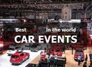 Top 5 best car events in the world that car enthusiasts should visit once!