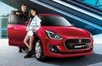 Suzuki Swift 2018 officially revealed in Thailand