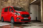 All-new Ford MS-RT Transit Custom 2018 officially released