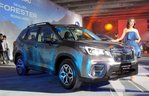 All-new Subaru Forester 2019 launched in Taiwan