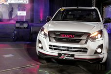 2017 Isuzu D-Max: Challenging to secure its pre-eminent position