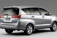 2017 Toyota Innova: New look, spacious interior and better performance