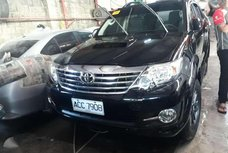2016 Toyota Fortuner 4x2 G Manual for sale