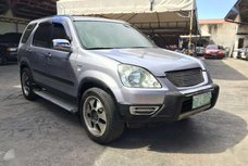 2002 Honda CRV 2.0 i-VTEC MT FOR SALE