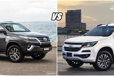 Fortuner vs Trailblazer 2018: Which SUV is the King of off-road?