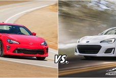 [Auto Brawl 101] Toyota 86 vs Subaru BRZ: Who's the King of Speed?