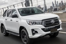 Guesswork about what the Toyota Hilux 2019 Philippines might have to offer