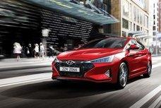 Hyundai Elantra Sport 2019 Dashes an Angular & Sharper Look after Updates