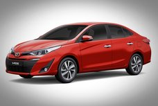 Toyota Motor Philippines introduces the new Toyota Vios XE 2019