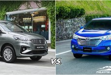 Suzuki Ertiga vs Avanza: What will be your next mini MPV?
