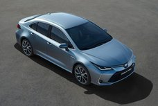 European-spec Toyota Corolla 2020 still comes with the 1.6L engine but more power