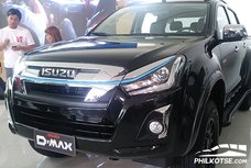 Isuzu D-max Boondock 2019 officially launched in the Philippines