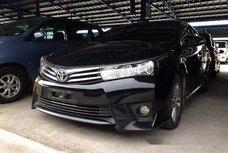 Sell Black 2016 Toyota Vios at 1111 km