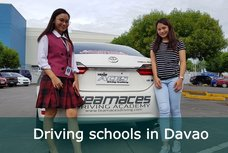 Driving Schools in Davao: Overview, list of courses, fees & more