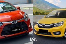 Honda Brio vs Toyota Wigo: Which affordable hatch would you prefer?