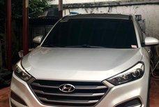 Hyundai Tucson 2016 for sale in Davao City