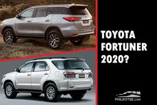What can we expect from an updated Toyota Fortuner 2020?