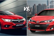 [Comparo] Honda City vs Toyota Vios Philippines: What is your choice?