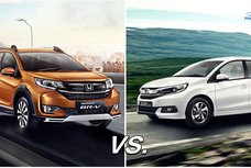 Honda BR-V vs Honda Mobilio Philippines: Sibling rivalry