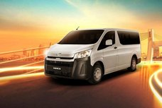 A guide to the seating capacity of Toyota Hiace Grandia & other variants