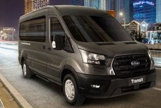 Ford Philippines releases the Ford Transit 15-seater van