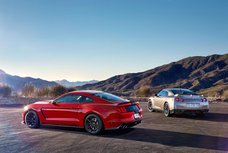 Nissan GT-R vs Ford Mustang: Godzilla vs The FAHVO