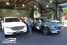 The Mazda Premium Experience Pavillon: Experience the latest models from the zoom zoom brand!