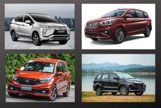 List of the most popular MPVs available in the Philippines