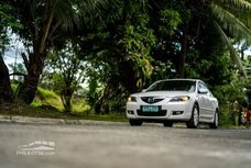 Used Car Feature | Mazda 3 1.6V 2007 Philippines Review