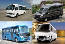 List of the most popular minibus in the Philippines